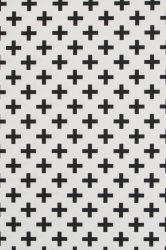 Fehér alapon, pozitív textil