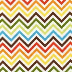 Remix Thin ZigZag Chevron Bermuda