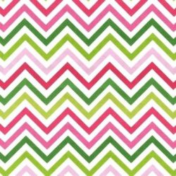 Remix Thin ZigZag Chevron Garden