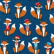 Fabulous Foxes - Sailors - Navy