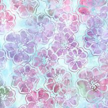 Artisan Batiks: Enchanted 2 Wineberry