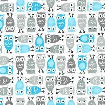 Urban Zoologie Minis Owl Sky