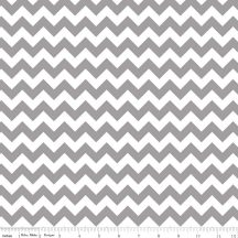 Small Chevron Gray