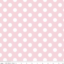 Medium Dot Baby Pink