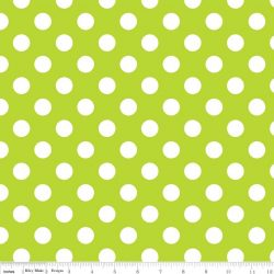 Medium Dot Lime