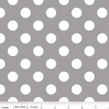 Medium Dots Gray