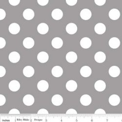Medium Dots Gray