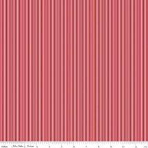 Bloom & Bliss Stripe Red