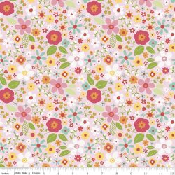 Garden Girl Floral Pink