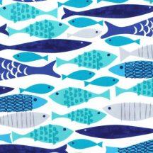Mod Fish Blue
