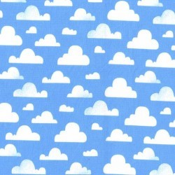 Pitter Patter Cloudy Sky