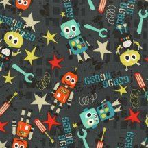 Bot boy robots graphic