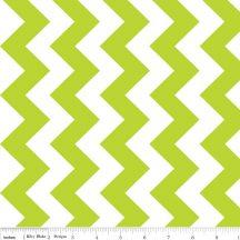 Medium Chevron Dreamy Color Lime
