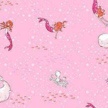 Mermaid Play Pink