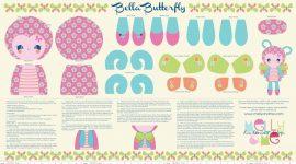 Flutterberry Panel Cream