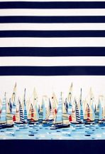 Regatta Single Border Marine