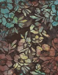 Poppies Batik