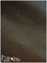 Textilbőr - Csillogó barna