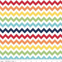 Small Chevron Rainbow