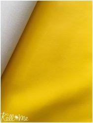Textilbőr - citromsárga