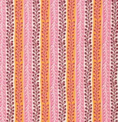 Flea Market Fancy Seed Stripe Pink