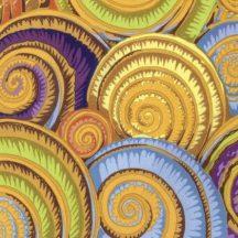 Fall 2016 Spiral Shell Gold