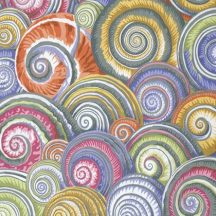 Spring 2015 Spiral Shells Grey