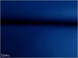 Textilbőr - kék, 145 cm széles
