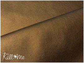 Textilbőr - sötétbronz, 145 cm széles