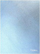 Textilbőr - ezüst, 145 cm széles