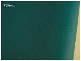 Textilbőr - (matt) sötét türkiz, 145 cm széles