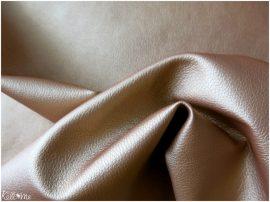 Textilbőr - világos bronz, 145 cm széles