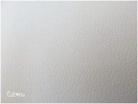 Textilbőr - fehér (tört) 145 cm széles