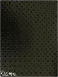 Textilbőr - Limusin fekete